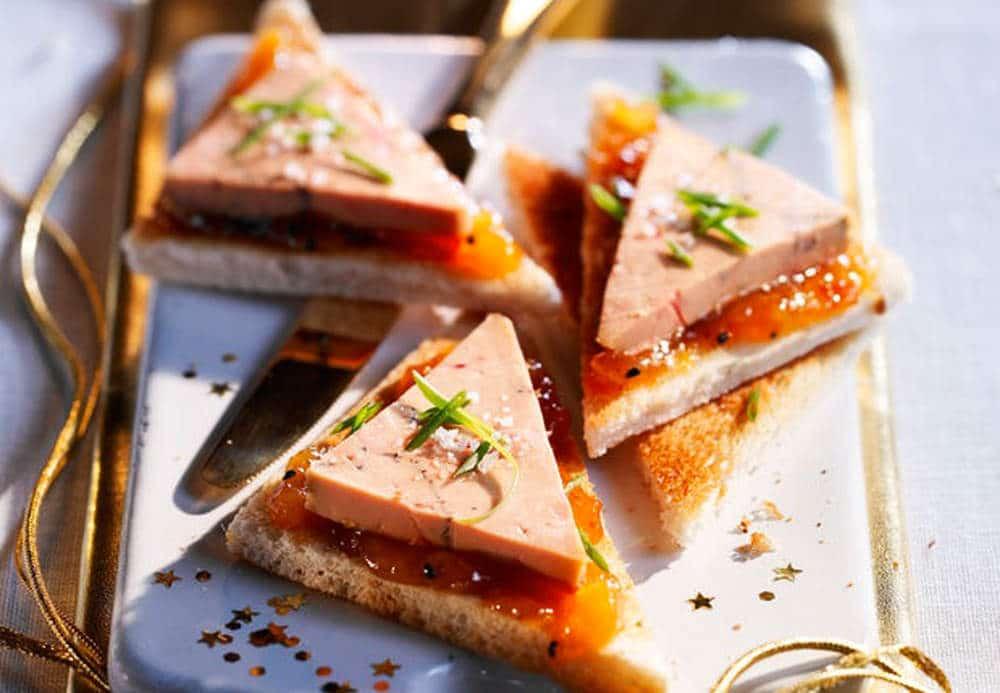 Des id es recettes base de foie gras pour l 39 ap ritif startup caf - Cuisiner un foie gras cru ...