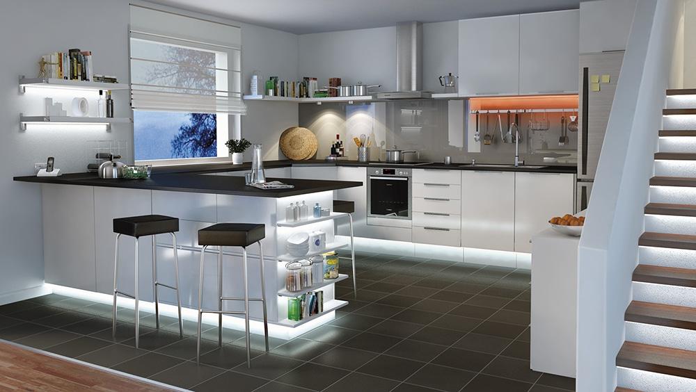 quelques informations conna tre pour mieux choisir ses rubans led startup caf. Black Bedroom Furniture Sets. Home Design Ideas