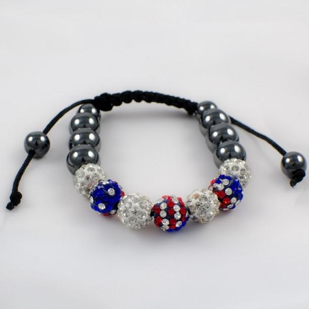 bracelet shamballa américain