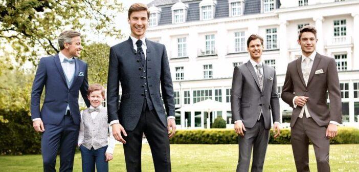 Mariage: la chasse au costume parfait est lancée