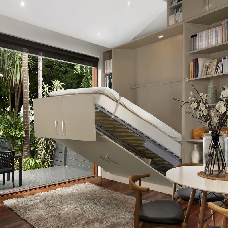 investir dans des lits escamotables pour logement locatif startup caf. Black Bedroom Furniture Sets. Home Design Ideas