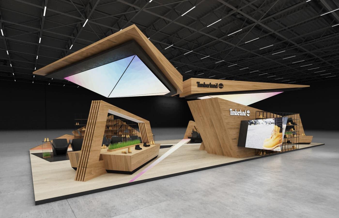 Expo Stands Trade Fair 2017 : Le stand design un plus pour l image de marque startup café