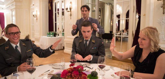 magicien suisse