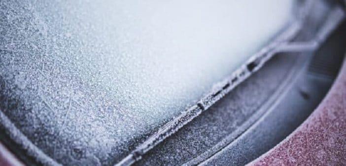 Se protéger des risques pour votre pare-brise en période de froid