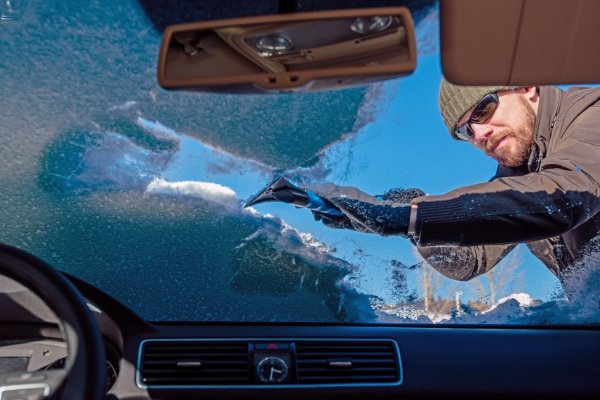 prendre soin de sa voiture en hiver