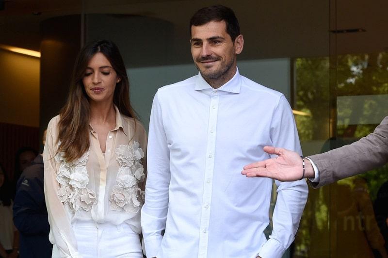 Qui est la femme de Iker Casillas